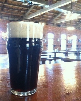 Our take on a German Dunkelweizen... Charlie's favorite style!