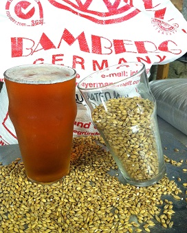 Our altbier; all German malt and hops; strong malty backbone