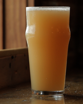 Berlinerweisse-Style... thirst quenching and supremely refreshing