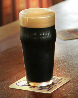 Our twist on a classic Irish stout.
