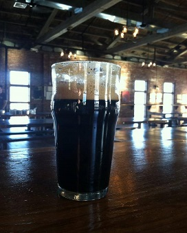 Sally's Oyster Stout