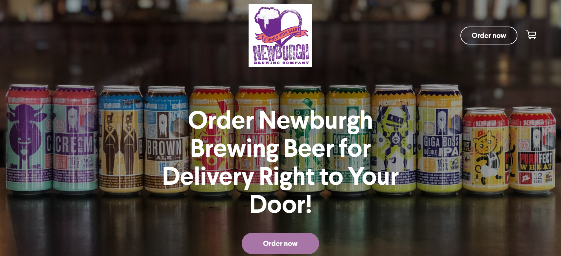 Newburgh Brewing Company Newburgh New York